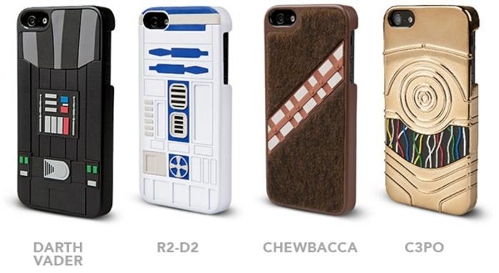 Coque-iphone-5s-personnalisée-5c-star-wars-thème