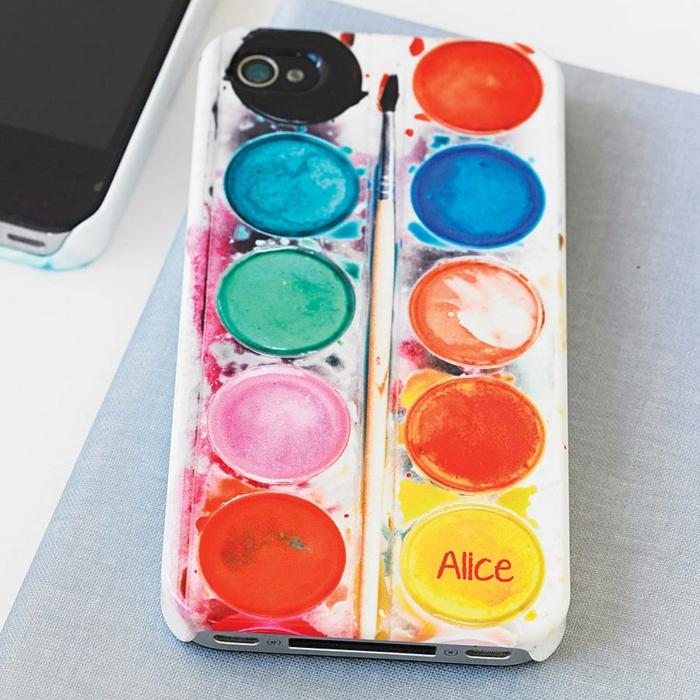Coque-iphone-5s-personnalisée-de-peinture-peint-couleur