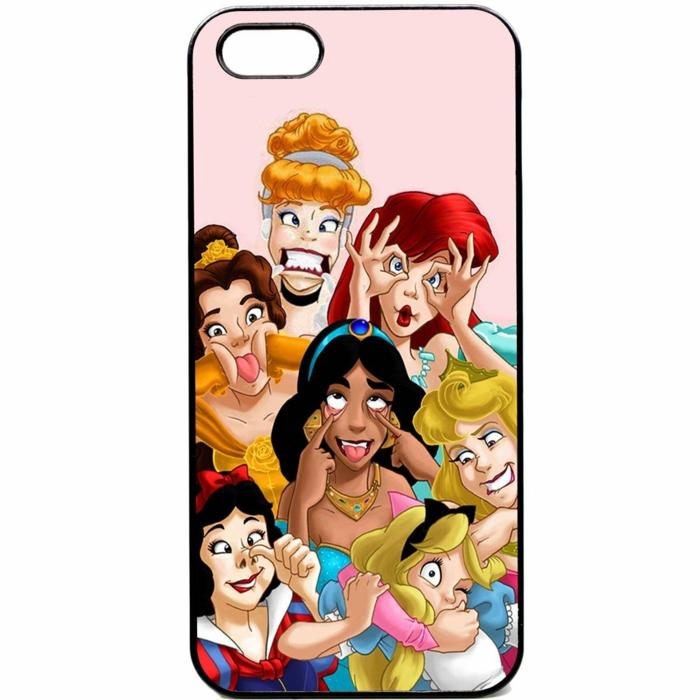 Coque-iphone-5s-personnalisée-dinsney-princesses