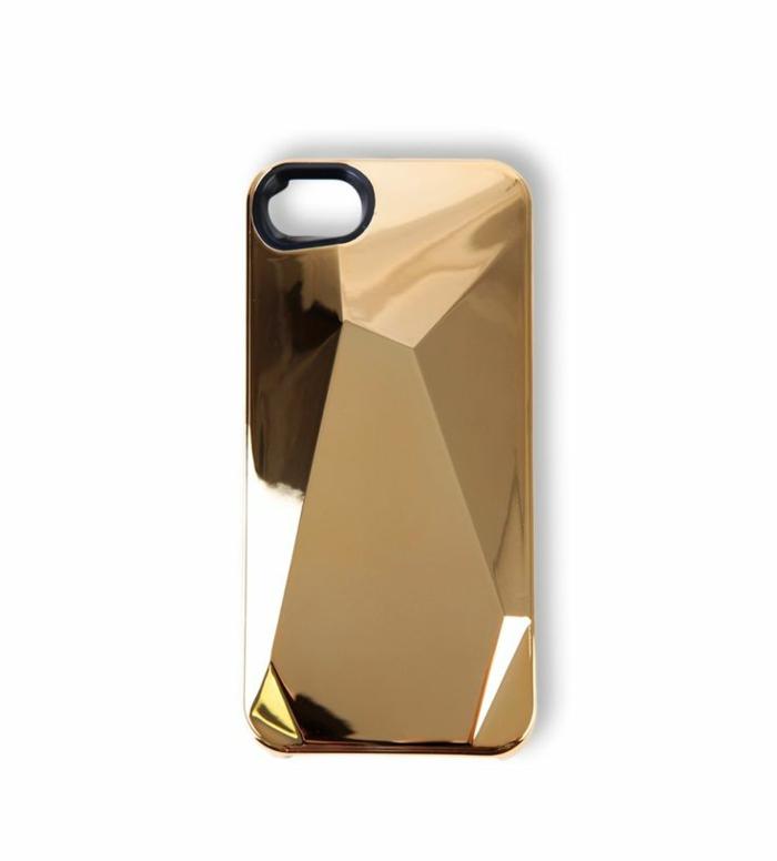 Coque-iphone-5s-personnalisée-or-dorée