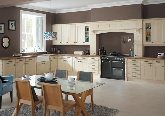 Peinture de cuisine quelle couleur avec cuisine cappuccino and peinture de - Couleur peinture cuisine ...