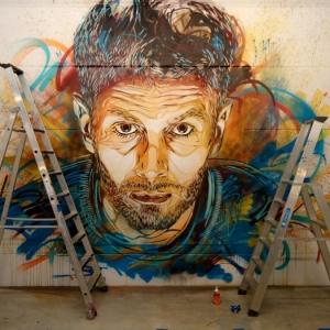 C215 street art - 60 images qui vont vous charmer!