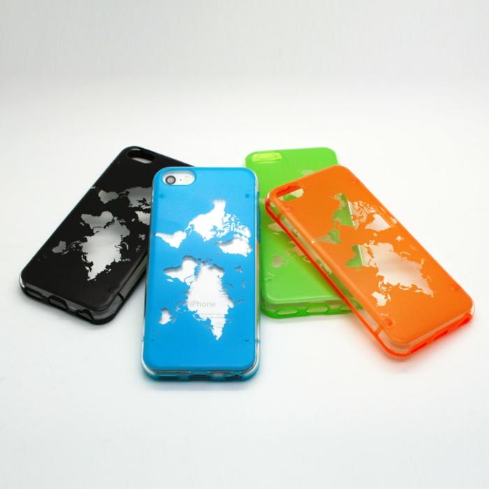 Idée-créative-pour-le-coque-iphone-plan-du-monde