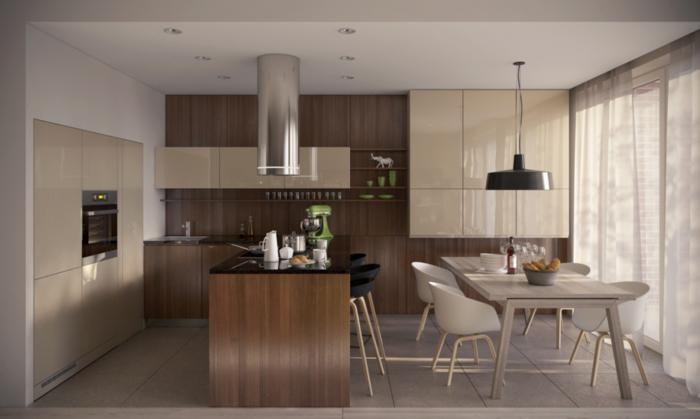 Comment incorporer la couleur cappuccino dans votre maison - Couleur pour interieur moderne ...