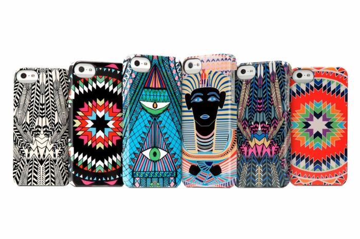 Le-coque-iphone-5c-personnalisé-prints-cool