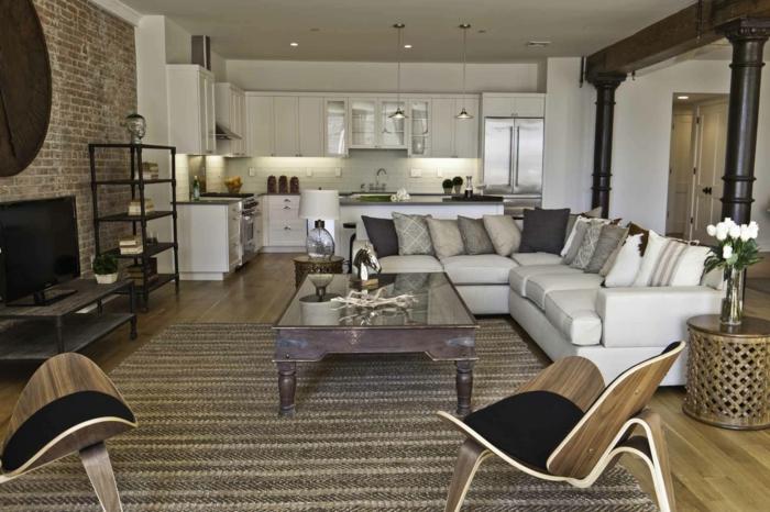 Le-meuble-tv-style-industriel-salle-de-séjour-idée-salon-industrie-télé-aménagement