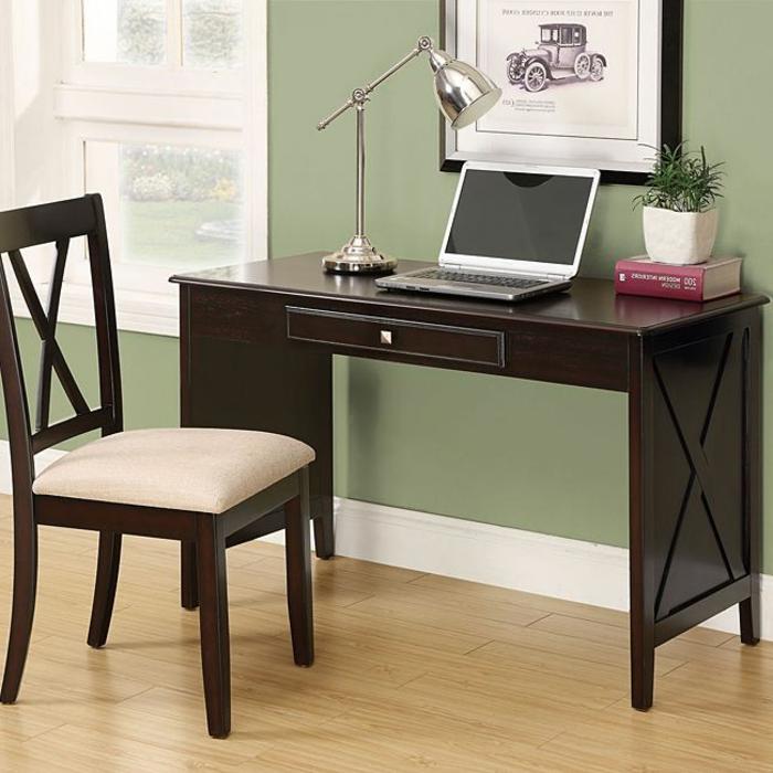 Salon-couleur-cappuccino-aménagement-cabinet