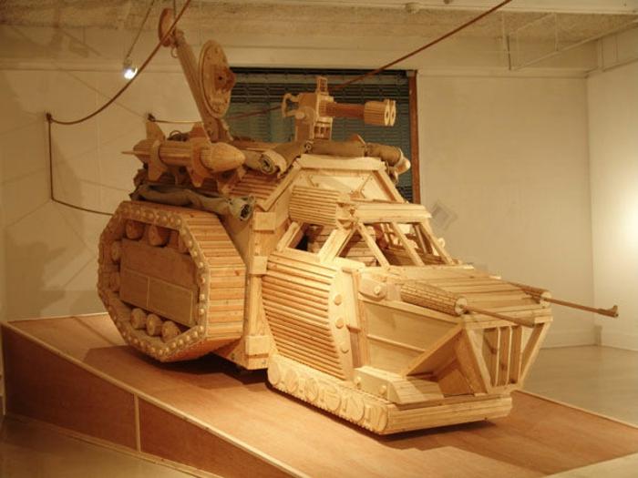 La sculpture sur bois  60 photos stupéfiantes  Archzinefr