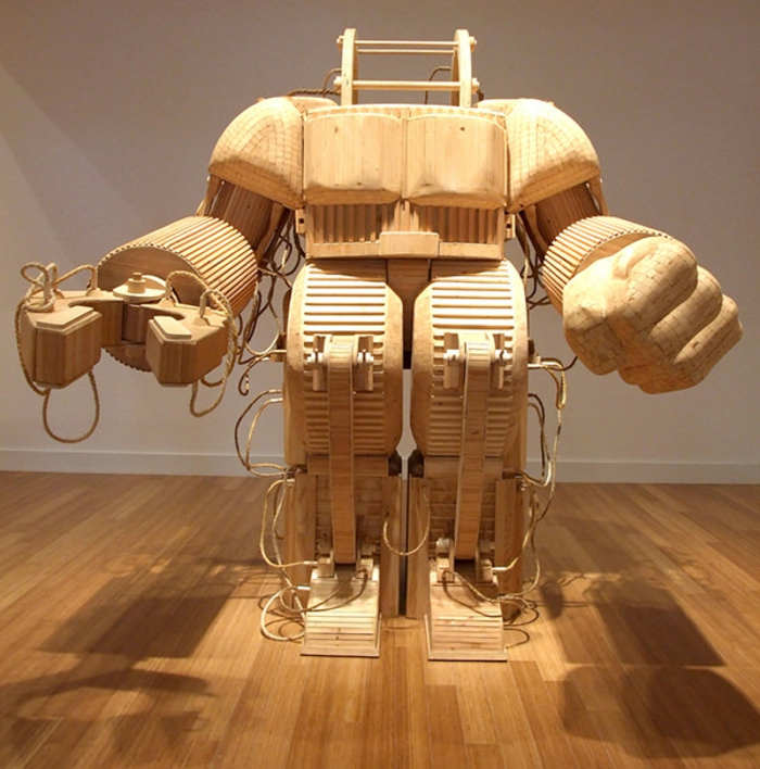 Wooden-technologie-de-Michael-Rea-machine-en-bois