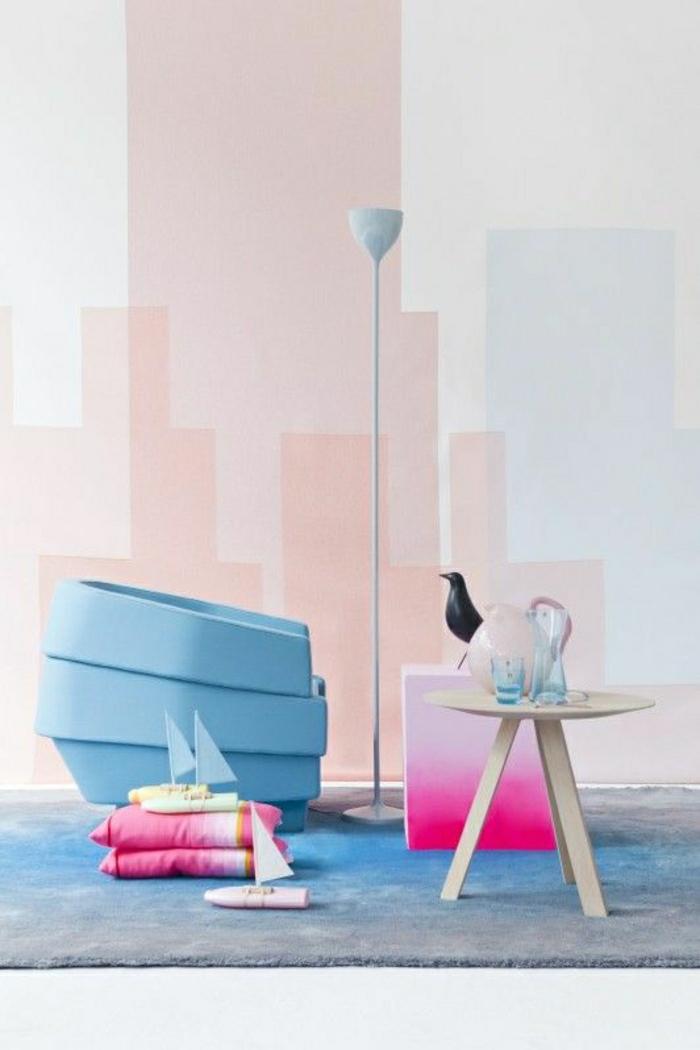 adopter-les-couleurs-pastels-pour-un-interieur-moderne-tapis-bleu-meubles-de-salon