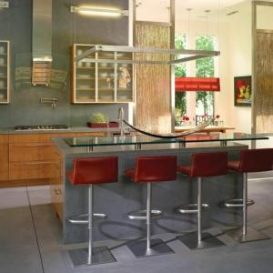 Quelques exemples de joli aménagement de cuisine ouverte