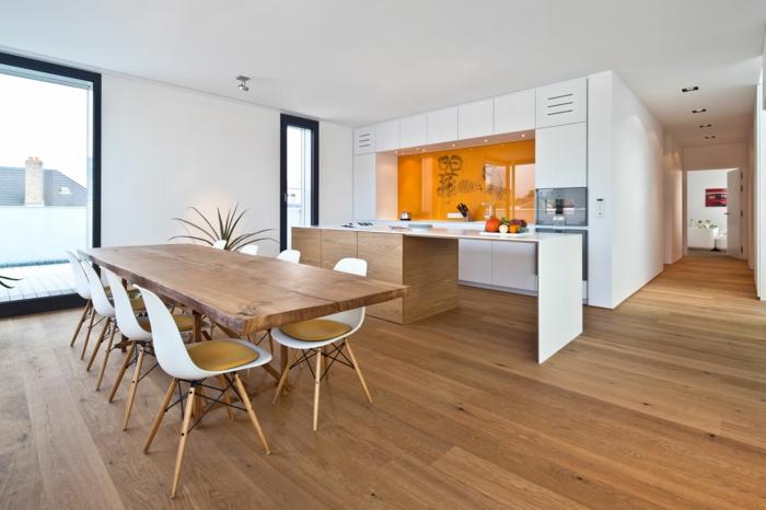 aménagement-de-cuisine-ouverte-intérieur-épuré-et-intriguant