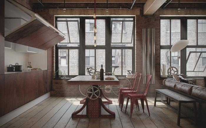 Meuble style industriel les meilleurs pour votre int rieur - Decoration style industriel ...