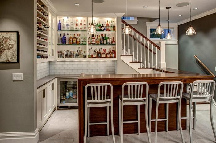 Quel meuble sous escalier choisir - Amenagement placard cuisine ...