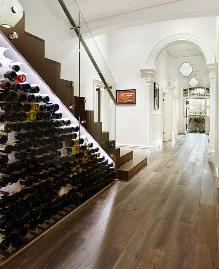 Quel meuble sous escalier choisir - Escalier encastrable ...