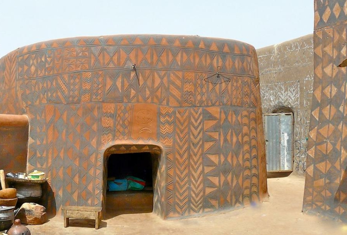 architecture-vernaculaire-bâtiment-africain