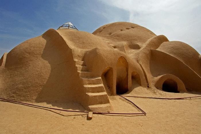 architecture-vernaculaire-bâtiments-arrondis