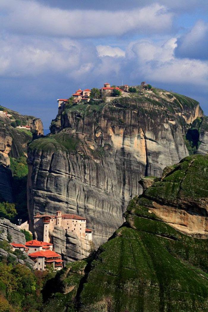 architecture-vernaculaire-les-monastères-en-Grèce