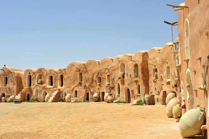 architecture-vernaculaire-tunisienne-architecture-de-l'Afrique