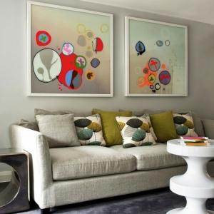 Réaliser une merveilleuse décoration avec l' art abstrait