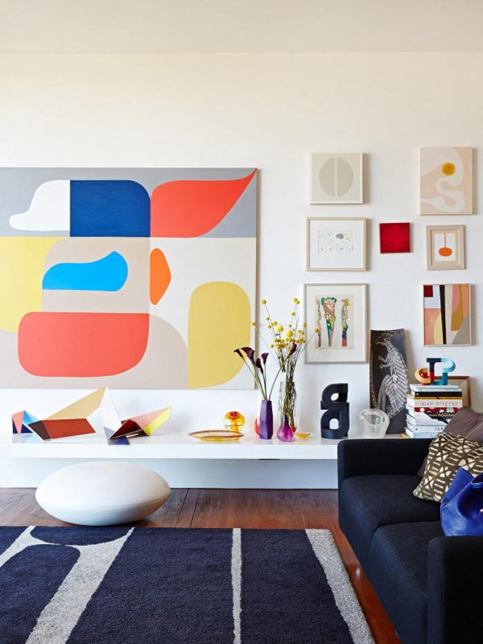 art-abstrait-plusieurs-peintures-abstraites