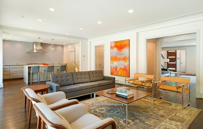 art-abstrait-tableau-art-abstrait-séjour-et-cuisine