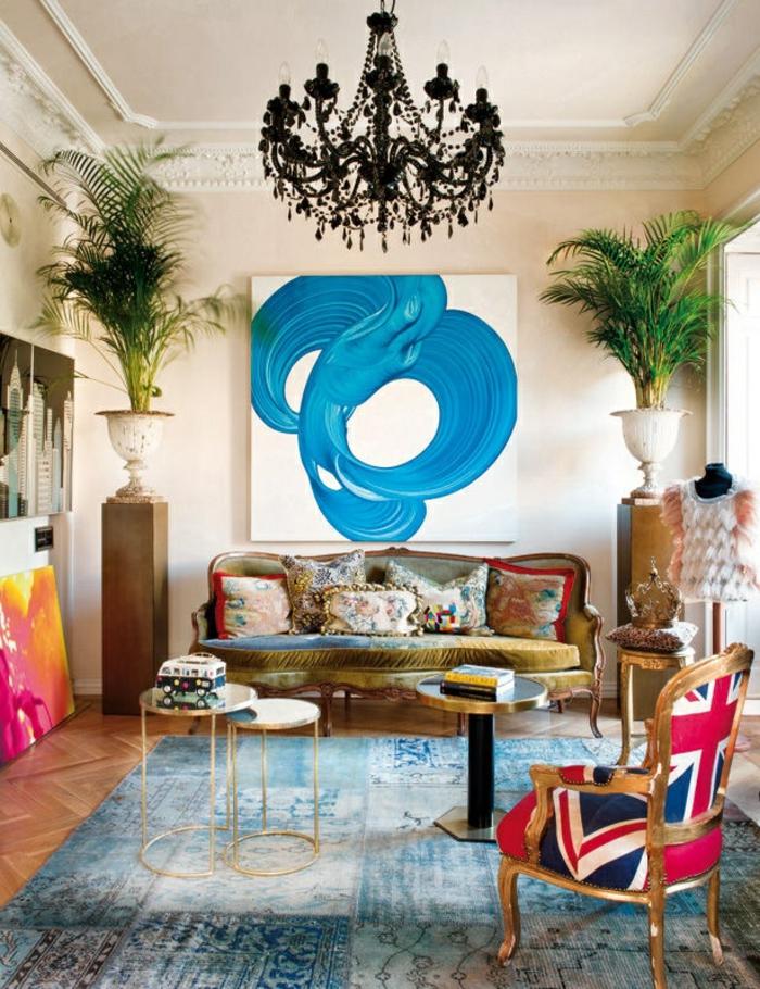 art-abstrait-tables-gigognes-commode-baroque-art-abstrait-peinture