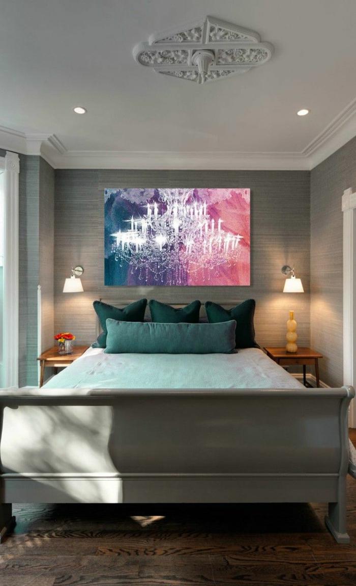art-abstrait-tableau-art-abstrait-intérieur-impressionnant