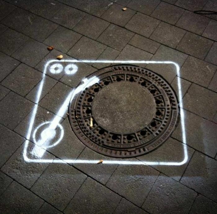 art-paris-pochoir-création-artistique -pochoir-street-art-tableau