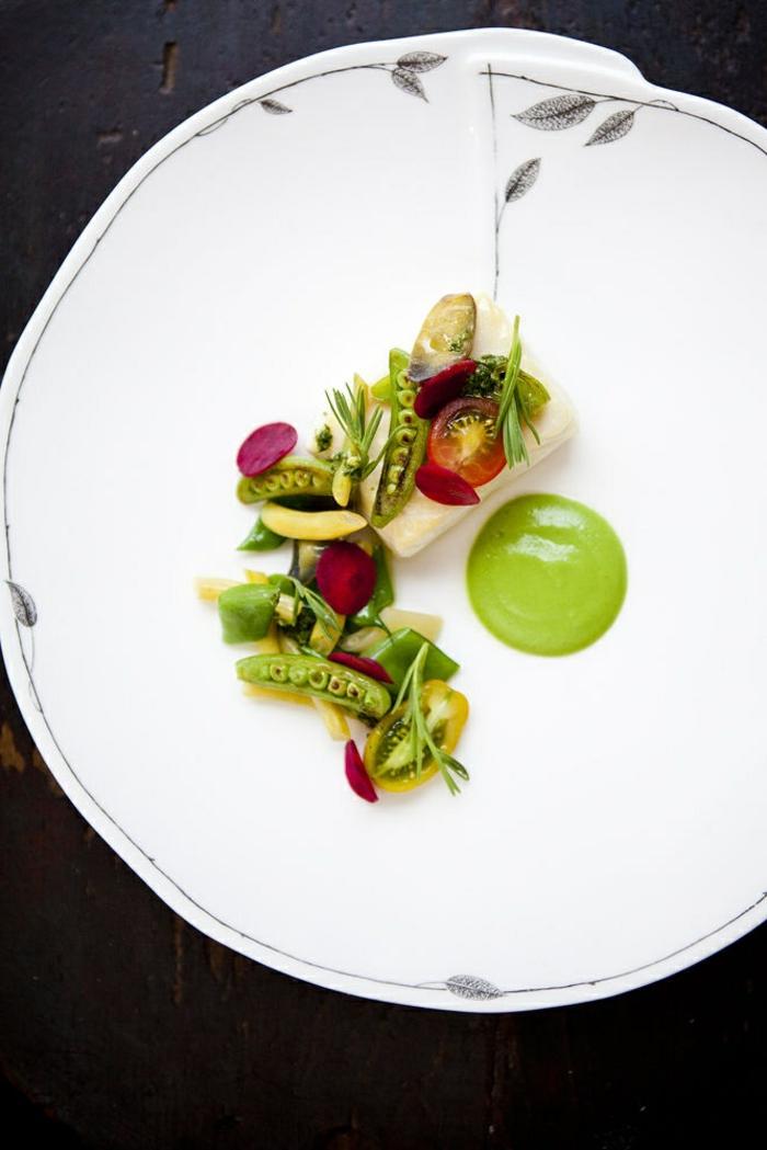 assiette-de-présentation-repas-végétal