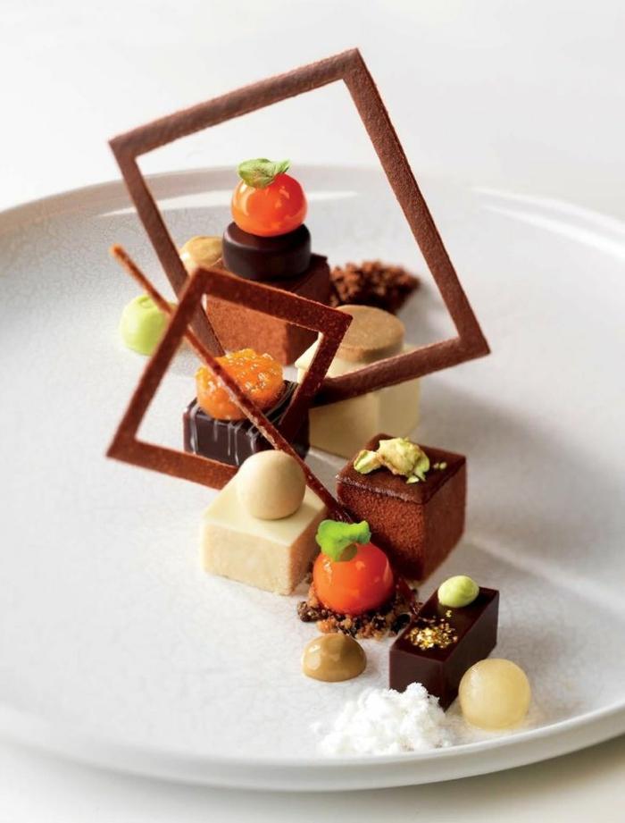 assiette-de-présentation-sculpture-culinaire