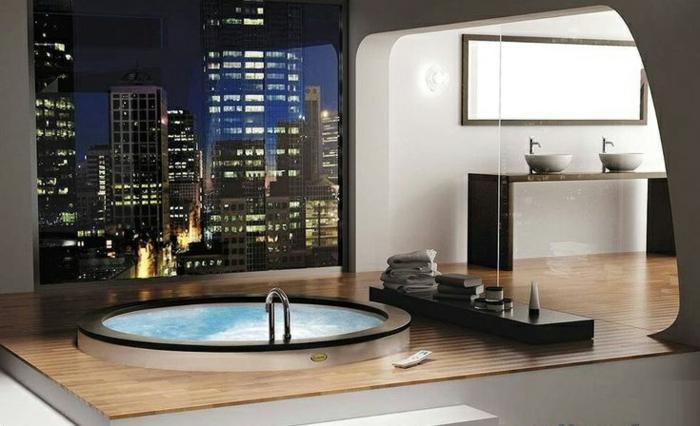 baignoire-balneo-prix-baignoire-2-places-à-new-yoek-ronde