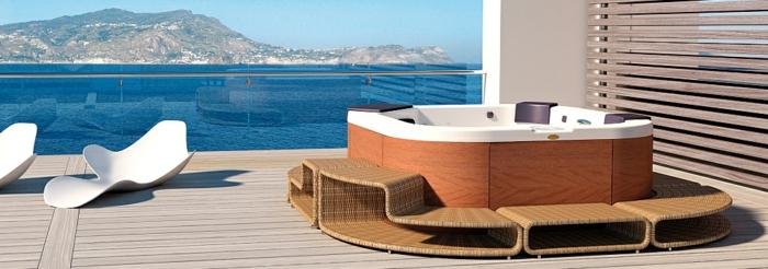 hotel salle de bain avec jacuzzi modele de salle bain avec jacuzzi mural porcelanosa. Black Bedroom Furniture Sets. Home Design Ideas