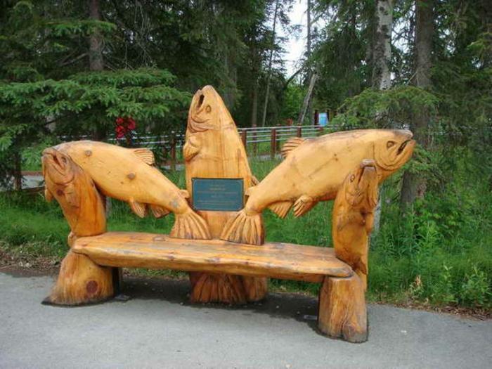 Stunning Table De Jardin En Bois Originale Contemporary - Amazing ...
