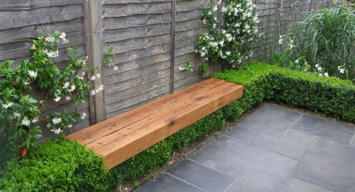 Voici nos exemples pour un banc de jardin for Vive le jardin ales