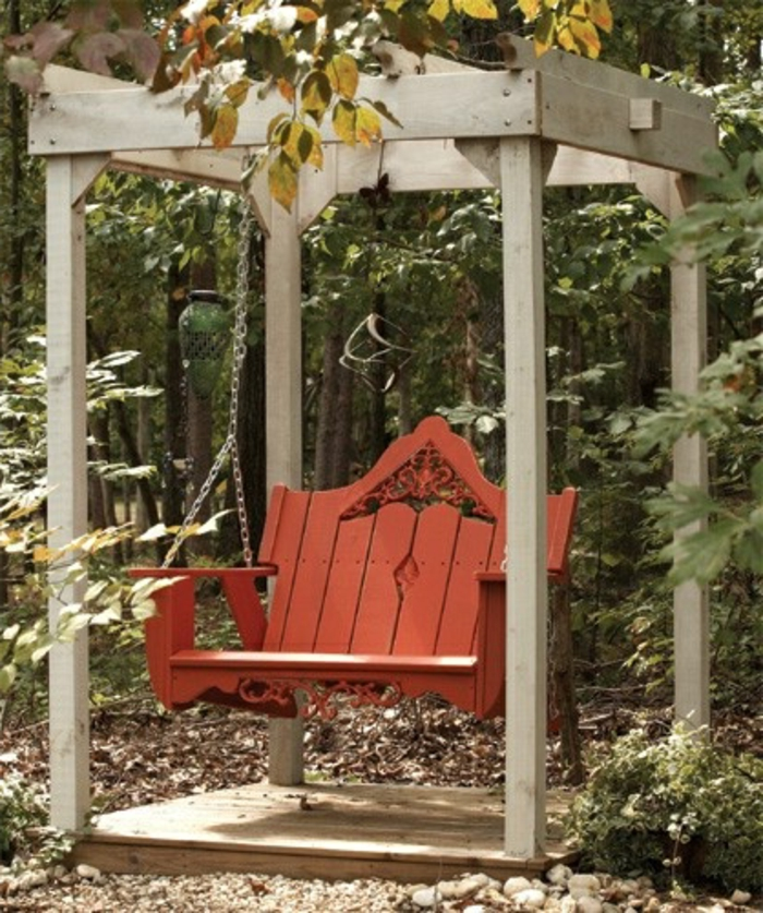 banc-de-jardin-en-bois-banc-en-bois-banc-d-extérieur-moderne-meubles ...