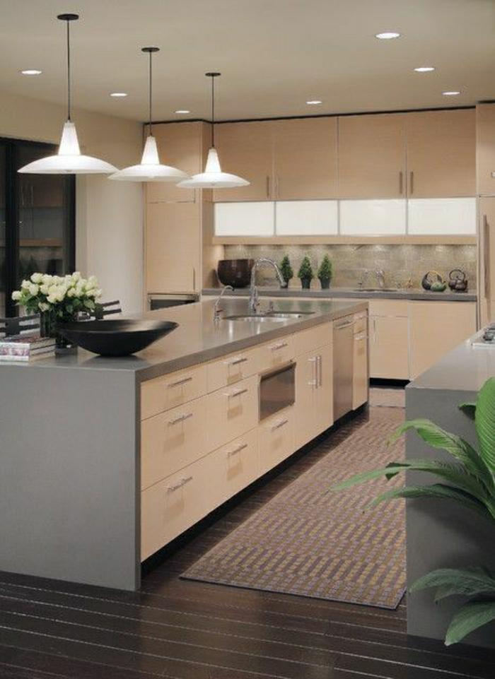 Choisir quelle couleur pour une cuisine for Quelle couleur de cuisine choisir
