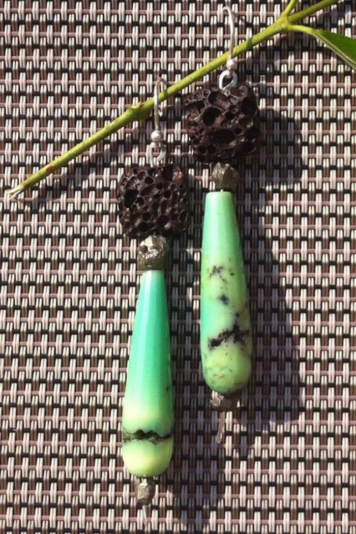 bijoux-avec-pierre-volcanique-boucles-d'oreilles