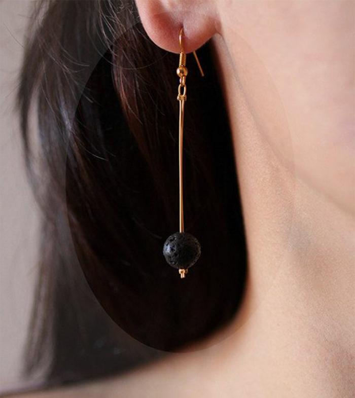 bijoux-avec-pierre-volcanique-noire-boucles-d'oreilles-stylées