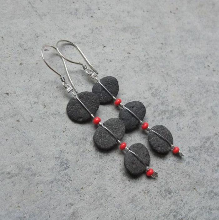 bijoux-avec-pierre-volcanique-pierres-noires