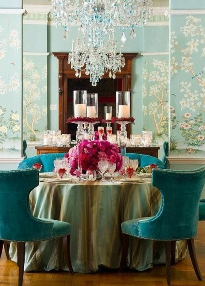 bougeoir-en-verre-intérieur-coloré-vintage