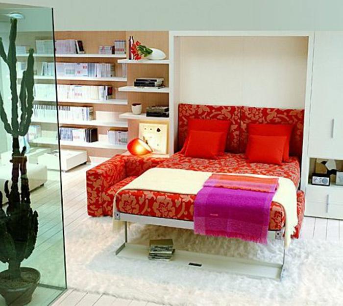canapé-lit-ikea-lit-rouge-lit-pliant-meubles-pour-la-chambre-à-cooucher-modernes
