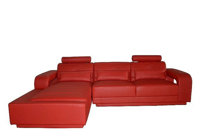 Les plus beaux mod les de m ridienne convertible en photos for Canape cuir ikea convertible