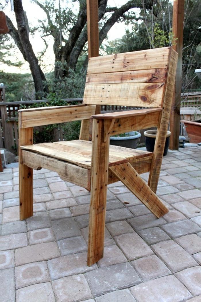 le fauteuil en palette est le favori incontest pour la. Black Bedroom Furniture Sets. Home Design Ideas