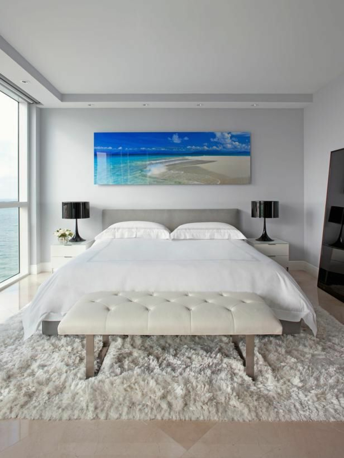 deco chambre zen gris free idee deco chambre zen avec. Black Bedroom Furniture Sets. Home Design Ideas