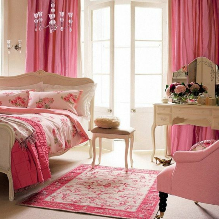 chambre-a-coucher-feng-shui-deco-chambre-zen-chambre-rose-maison-moderne