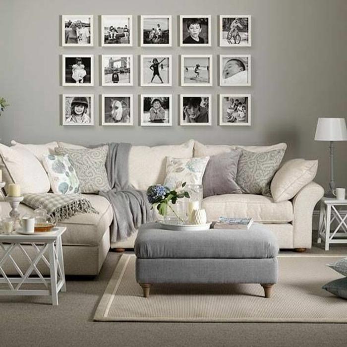 La chambre feng shui ajoutez une harmonie la maison for Salon beige et gris