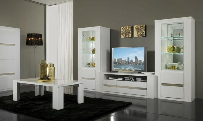 le meuble colonne en 45 photos qui vont vous inspirer meubles de salon en bois moderne - Meuble De Salon Moderne En Bois