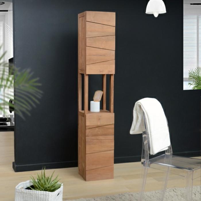Le meuble colonne en 45 photos qui vont vous inspirer for Salle de bain unique