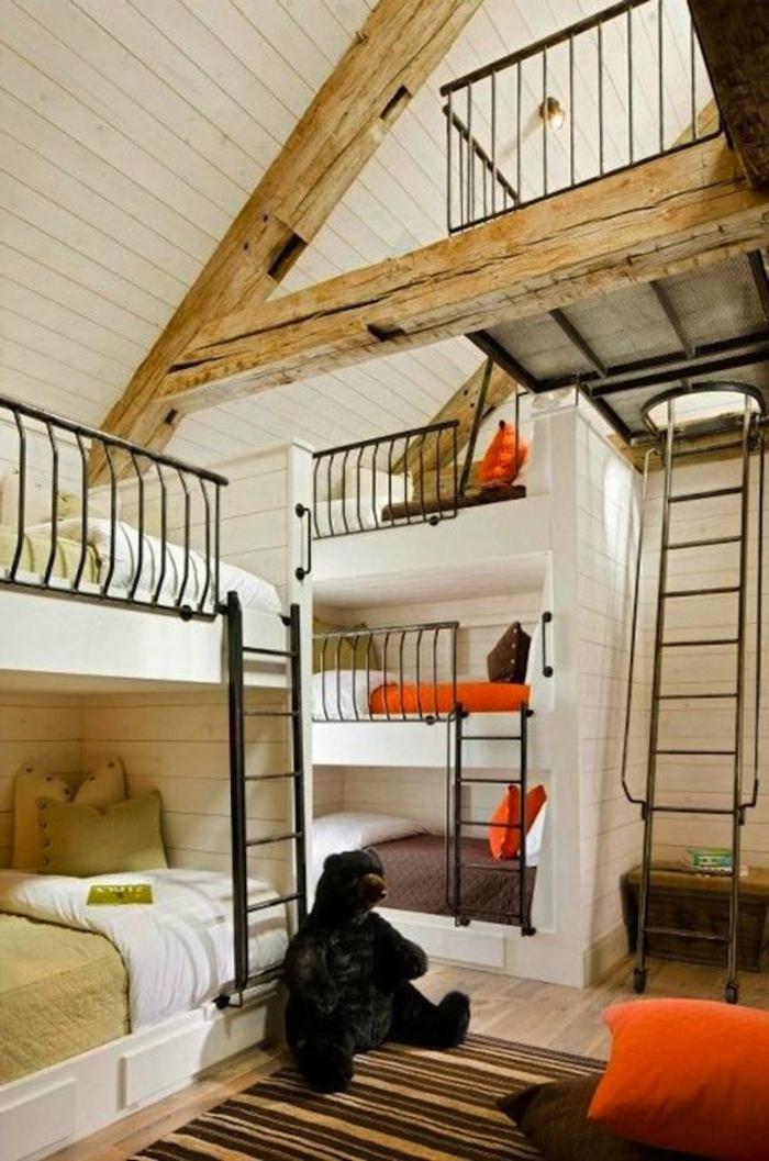 comment-fabriquer-lit-enfant-sureleve-chambre-a-coucher-d-enfant-meubles